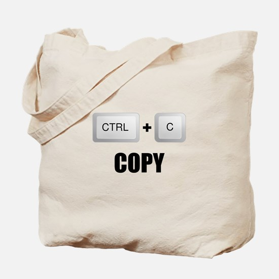 Copy Twins Tote Bag