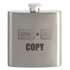 Copy Twins Flask