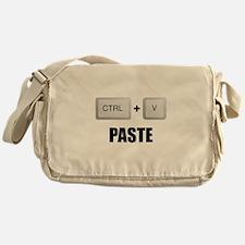 Paste Twins Messenger Bag
