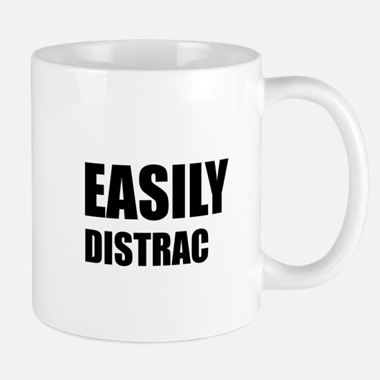 Easily Distracted Mug