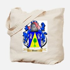 Bauer Tote Bag