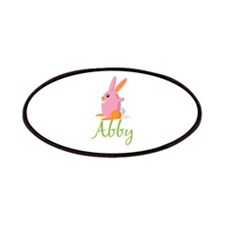 Easter Bunny Abby Patches