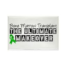 Bone Marrow Transplant Makeover Rectangle Magnet