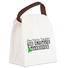 Bone Marrow Transplant Makeover Canvas Lunch Bag