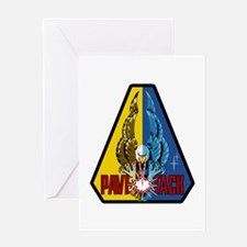 AN/AVQ-26 Pave Tack Greeting Card