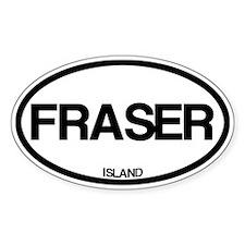 Fraser Island Bumper Stickers
