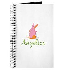 Easter Bunny Angelica Journal