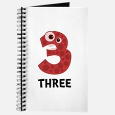 Number Three Journal