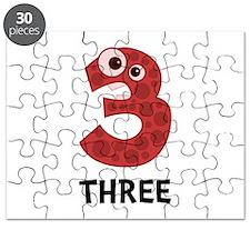 Number Three Puzzle