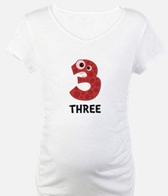 Number Three Shirt