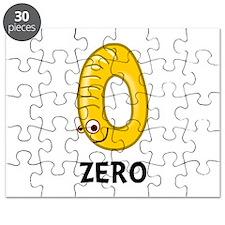 Number Zero Puzzle