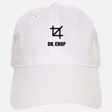Oh Crop Baseball Hat