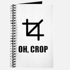Oh Crop Journal
