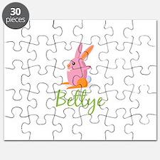 Easter Bunny Bettye Puzzle