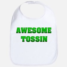 Awesome Tossin Bib