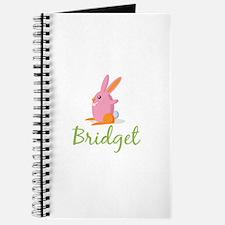 Easter Bunny Bridget Journal