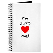 My aunts love me Journal