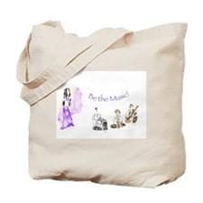 Be the Music Tote Bag