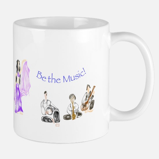 Be the Music Mug