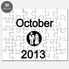 October 2013 Bride and Groom Puzzle