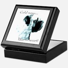 Mastiff Warm Heart Keepsake Box