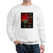 KuuMa Guitar Love 07 Sweatshirt