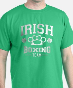 IRISH Boxing Team Knuckles T-Shirt