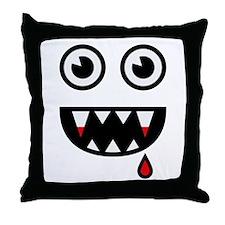 Little Vampire Throw Pillow