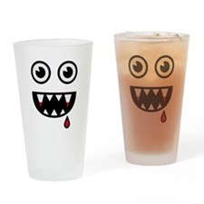 Little Vampire Drinking Glass