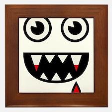 Little Vampire Framed Tile