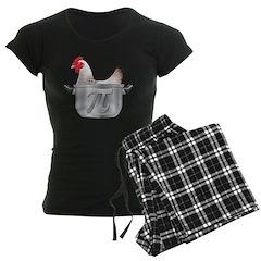 CHICKE 1 POT PI.png Pajamas