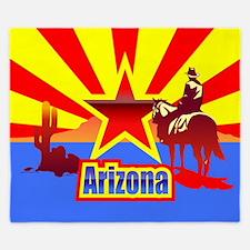 Arizona King Duvet