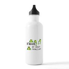 Unique Frog Water Bottle