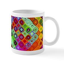 """""""Mosaic"""" Fractal Art Mug"""
