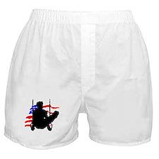 BEST GYMNAST Boxer Shorts