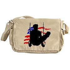 BEST GYMNAST Messenger Bag