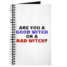 Good Witch or Bad Witch? Journal