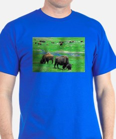 South Dakota Bison T-Shirt