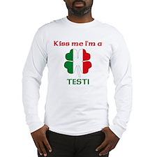 Testi Family Long Sleeve T-Shirt