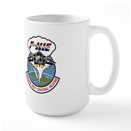 F-111 Aardvark Large Mug