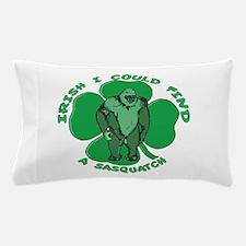 Irish Bigfoot Pillow Case