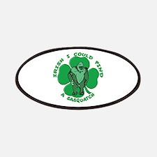 Irish Bigfoot Patches