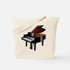 Grand Piano Tote Bag