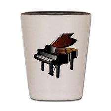 Grand Piano Shot Glass