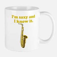 Im Saxy And I Know It Mug