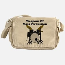 Weapons Of Mass Percussion Messenger Bag