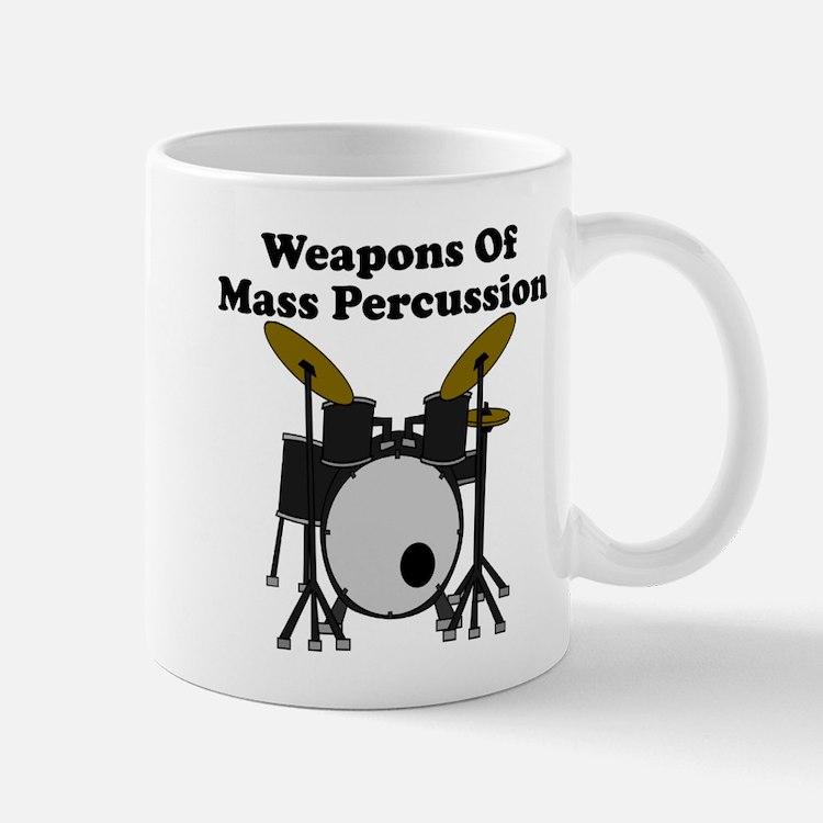 Weapons Of Mass Percussion Mug