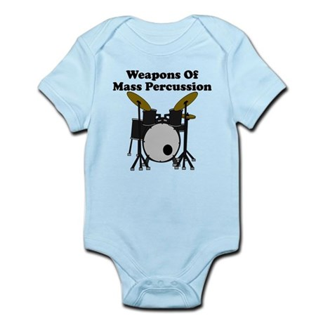 Weapons Of Mass Percussion Body Suit