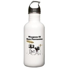 Weapons Of Mass Percussion Water Bottle