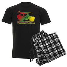 SURF JEEP - RASTA Pajamas